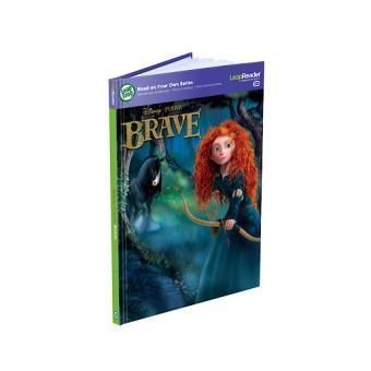 Leapreader Livre Interactif Disney Brave 3d Rebelle