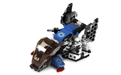 7667 Imperial Dropship, Lego Star Wars