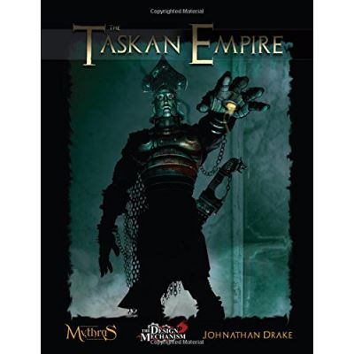The Taskan Empire: A World of Thennla Sourcebook for Mythras - [Livre en VO]