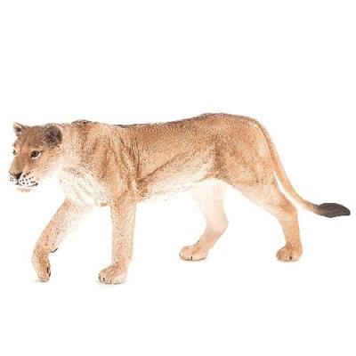 Mgm - 387010 - figurine animal - lionne grand modèle - 14 x 5,5 cm animal planet ft-7010