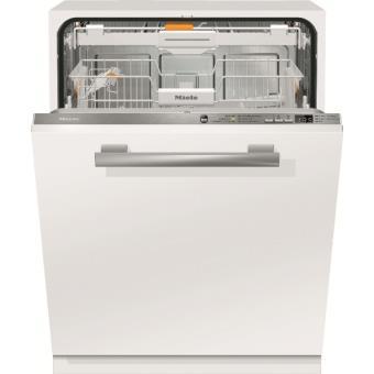 lave vaisselle tout integrable 60 cm miele g 6670 scvi achat prix fnac. Black Bedroom Furniture Sets. Home Design Ideas