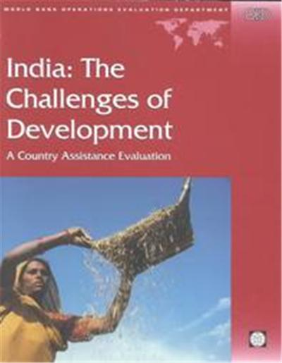 India, the Challenges of Development