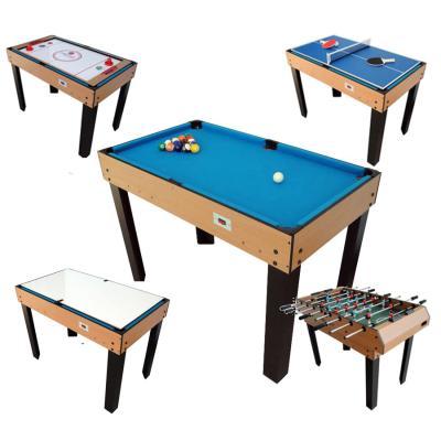 Table Multi Jeux Billard 12 en 1