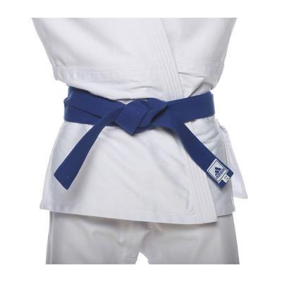 55583b79cd72 Ceinture adidas - modèle club ADIB220 - couleurs   Bleu - taille   280 CM -  Judo - Achat   prix   fnac