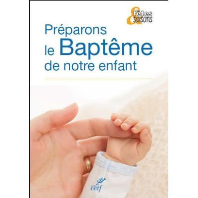 Préparons Le Baptême De Notre Enfant , Coffret 10 Exemplaires