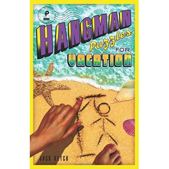 Hangman puzzles for vacation