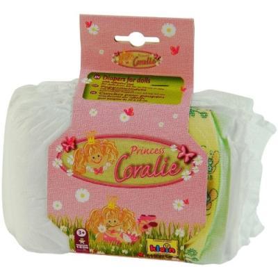 Klein - Couches pour bébés et poupées : Princess Coralie : Lot de 3