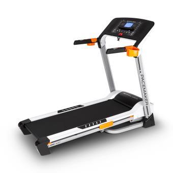 40991 sur capital sports pacemaker x20 tapis roulant fitness 4 ps 16kmh baudrier argent machines de cardio training achat prix fnac - Tapis Roulant