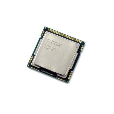 Référence : Intel Pentium G6950 - 2.8 GHz - SLBTG Nombre de coeurs : 2 Nombre de Threads : 2 Fréquence : 2.8Ghz Socket carte mère : LGA 1156 Cache : 3Mo DMI : 2.5 GT/s Jeux d´intructions : 64 bits Conso : 73W Produit testé. Livré seul (sans boîte, documen