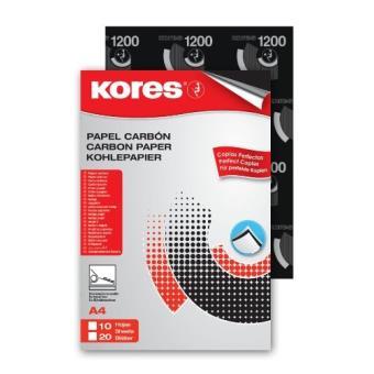 10 feuilles de papier carbone format A4
