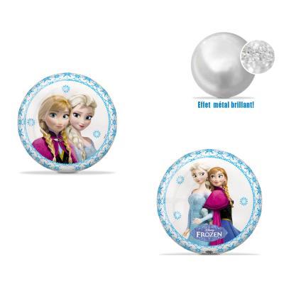 Ballon Glitter Ball La Reine des Neiges (Frozen) Mondo