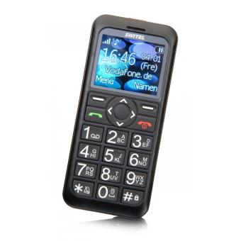 t l phone portable seniors grosses touches switel m160. Black Bedroom Furniture Sets. Home Design Ideas