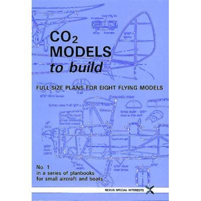 CO2 Models to Build (Small Model Planbooks) - [Livre en VO]