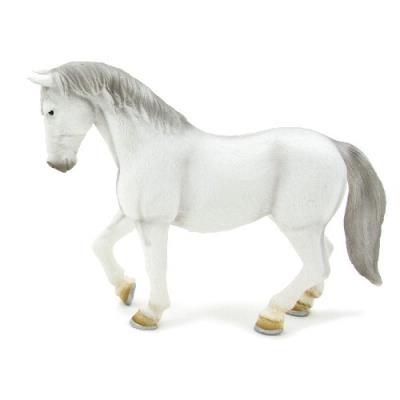 Mgm - 387074 - figurine animal - jument lipizzan blanche xl - 14 x 10 cm animal planet ft-7074