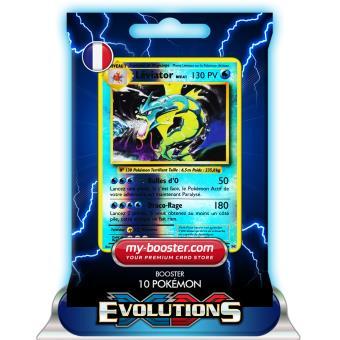 Carte Pokemon Neuve Française XY12:Evolutions 34//108 Léviator Holo