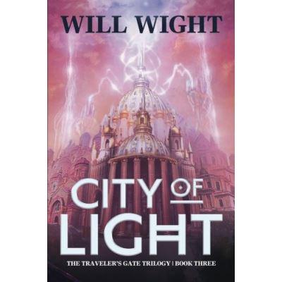 City of Light: Volume 3 (The Traveler's Gate Trilogy) - [Version Originale]