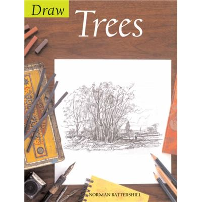 Draw Trees (Draw Books) (Paperback)