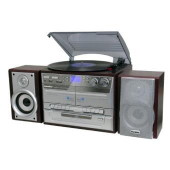 ka 320 mini cha ne lecteur cd double lecteur cassette. Black Bedroom Furniture Sets. Home Design Ideas