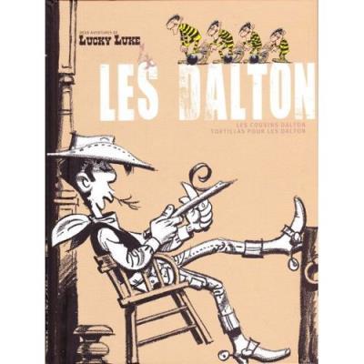 Les aventures de Lucky Luke - LES DALTONS Inconnu