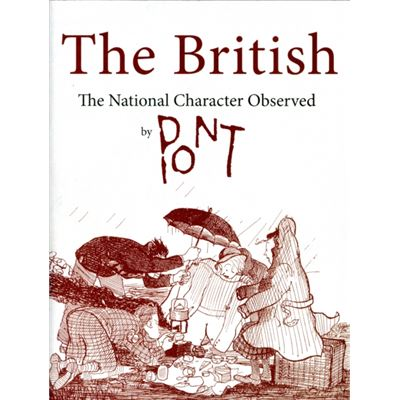 The British: The National Character Observed (Hardcover)