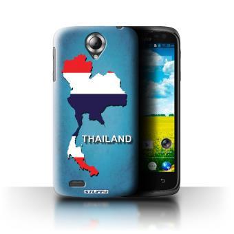 a58759502ab1 Coque de Stuff4   Coque Etui Housse pour Lenovo S820   Thaïlande Thai  Design   Drapeau Pays Collection - Etui pour téléphone mobile - Achat    prix   fnac