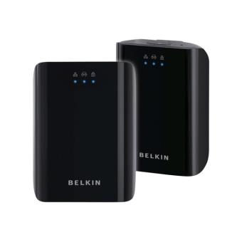 Comparer BELKIN F5D4078 NOIR PACK2