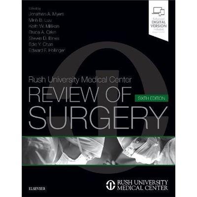 Rush University Medical Center Review Of Surgery, 6E