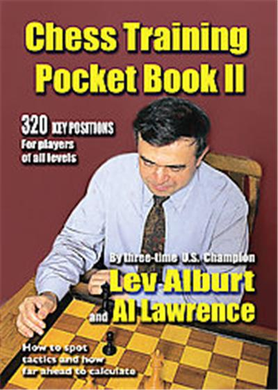 Chess Training Pocket Book II