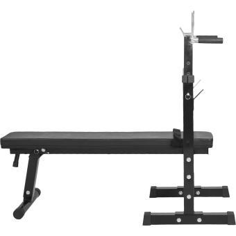 10 Sur Gorilla Sports Gs006 Banc De Musculation Avec Support De