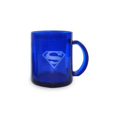 Superman - Mug Translucide Superman