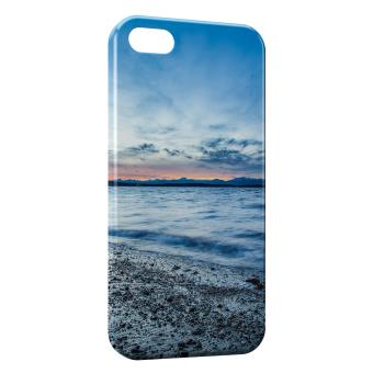 Coque iPhone 6S Mer Plage