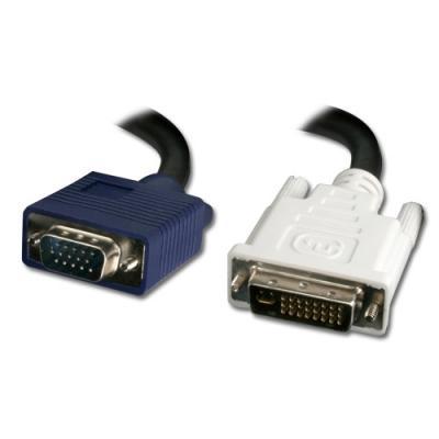 CABLING® Cable DVI-I/VGA M/M 1.8 mètres