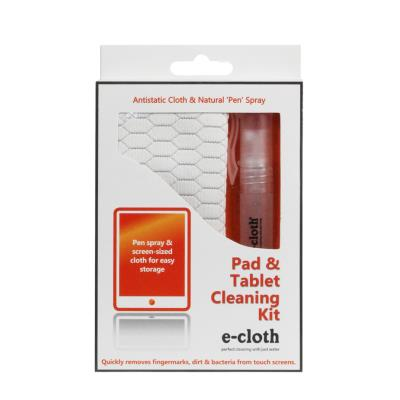 Kit de nettoyage pour tablettes et smartphones 8930104 - E-cloth