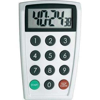 Minuterie électronique tfa 66 x 108 x 20 mm 38.2026