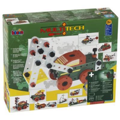 Klein - 8497 - jeu de construction - set de construction bosch avec visseuse ixolino