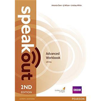 Speakout advanced 2nd edition workb