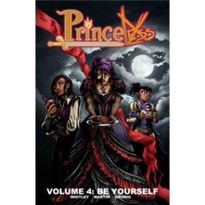 Princeless Volume 4: Be Yourself (Princeless Tp) (Paperback)