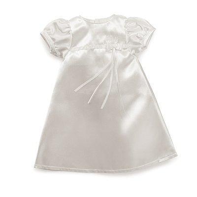 Vêtements pour poupée de 36 cm - Baby Trudimia : Robe de baptême