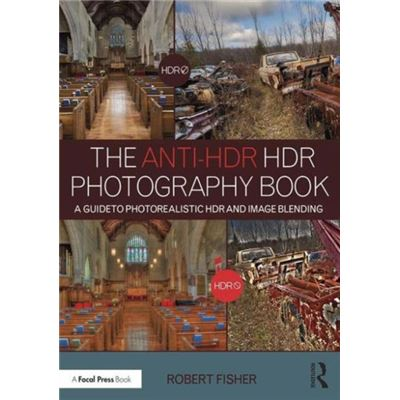 Anti Hdr Hdr Photography Book
