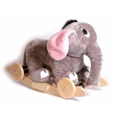 Eléphant à bascule Jumbo