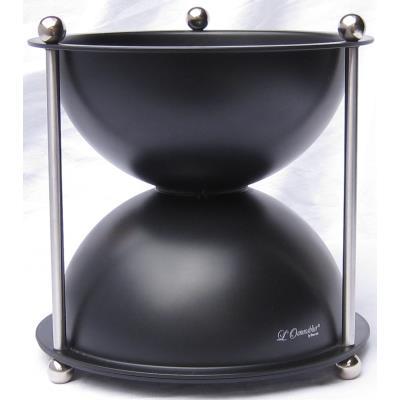 Crachoir à vin 1 litres ABS Noir - ACI-MCV502