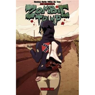 Zombie Tramp Volume 6: Unholy Tales Of The Dirty South (Paperback)