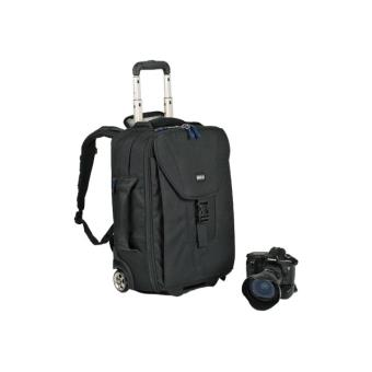 thinktank airport takeoff rolling camera bag valise roulette sac dos pour appareil photo. Black Bedroom Furniture Sets. Home Design Ideas