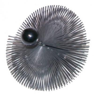 Hérisson acier trempé à boule diamètre 100mm