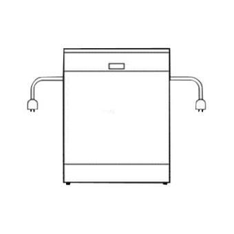lave vaisselle encastrable bosch smv88td01e supersilenceplus 60 cm achat prix fnac. Black Bedroom Furniture Sets. Home Design Ideas