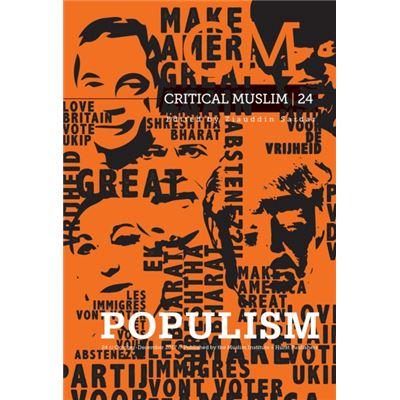 Critical Muslim 24 Populism
