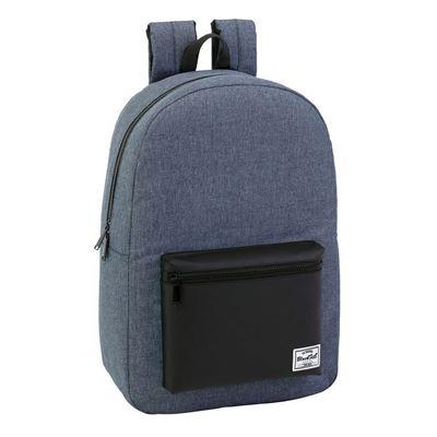Blackfit8 Black & Blue Sac à Dos juvénile (officiel), Portable 15\
