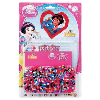 Hama Disney Princess Palace Pets Bead Kit Kit De Création De