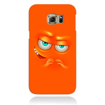 coque samsung s6 edge orange