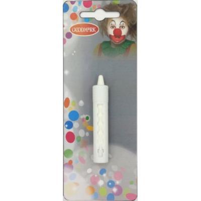 Crayon maquillage rétractable blanc taille unique